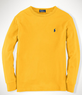 Boys' Long-Sleeved Cotton Tee