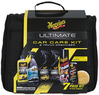Meguiars Ultimate Car Care Kit with Trunk Organizer