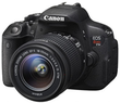 EOS Rebel T5i 18-Megapixel Digital SLR Camera (Refurb)