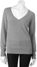 Apt. 9 Women's Solid Cashmere Sweater