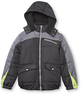 Big Chill Boys' Hooded Puffer Coat