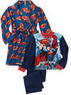 DC Comics Boys' Superman 3 Piece Robe Set