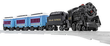 Lionel Little Lines The Polar Express 44 Piece Train Set
