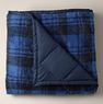 Oversized Fleece Down Throw