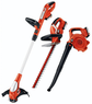 Black & Decker 20V Li-Ion 3-Pc. Lawncare Combo Kit