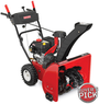 Craftsman 24 208cc Dual-Stage Snow Thrower
