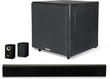Pinnacle 1,000-watt 5.1-Channel Soundbar Home Theater System