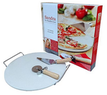 Sandra by Sandra Lee Pizza Stone 4-Piece Set