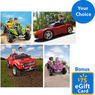 Fisher-Price Power Wheels Corvette Stingray + $75 Gift Card