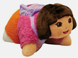 Kid's Pee Wee Dora the Explorer Pillow Pet
