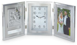 Bulova Remembrance Photo Frame Clock
