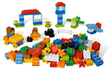 Lego Duplo Build & Play Box