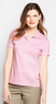 Women's Tall Short Sleeve Pima Polo Shirt