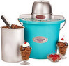 Nostalgia Electrics 4-Qt. Plastic Bucket Ice Cream Maker