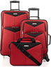 Travel Select Bayfront 3-Piece Spinner Luggage Set
