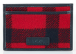 Buffalo Plaid Business Card Case
