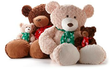 15 LivingQuarters Boys & Girls Club Plush Bear