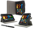 2 RooCASE Bundle for Kindle Fire HDX 7