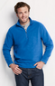 Men's Regular Polartec Aircore 100 Half-zip Fleece Pullover