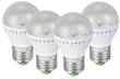 Titan 15W Equivalent 7-LED Light Bulb, 4-Pack