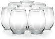 Luminarc 8-pc. Stemless Wine Glasses