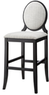 Morris 30 Oval Back Bar Stool