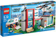 Lego City Helicopter Rescue Play Set