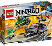 Lego Ninjago Overborg Attack Play Set