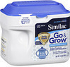 Similac Go & Grow Milk-Based Complete Toddler Formula Powder
