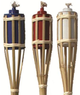 4-Ft. Bamboo Torch, 6-Pack