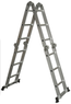 12.5-Foot Multi-Purpose Aluminum Folding Step Ladder