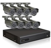 Q-See 8-Channel 500GB Video Surveillance System