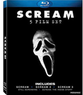 Scream: 5 Film Set (4 Discs) (Blu-ray)