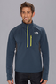 The North Face Men's Bernadino Half-Zip Fleece Jacket