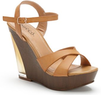 Bucco Marilyn Platform Wedge Sandals