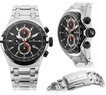Studer Schild Men's Sabin Chronograph Watch
