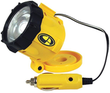 Magnetic Mount 12V Power Light w/ Retractable Power Cord