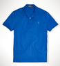 Men's Soft-Touch Pima Polo Shirt