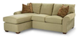 Choices 2-Pc. Loveseat with Chaise
