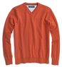Tommy Hilfiger Men's Solid V-Neck Sweater