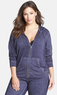 Make + Model Women's Plus Size Paige Front Zip Hoodie