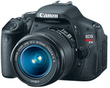 EOS Rebel T3i 18-MP Digital SLR Camera w/ Lens (Refurb)