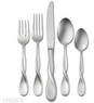 Oneida Satin Aquarius 68-Piece Flatware Set
