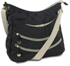 Travelon Slouch Hobo with Front Pockets