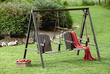 Mason Green Weston 2-Person Adirondack Swing