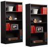 Orion 4-Shelf Bookcase 2-Set