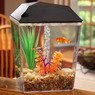 AquaView 1-Gallon Aquarium Tank Starter Kit