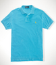 Polo Ralph Lauren Men's Custom-Fit Terry Cloth Polo