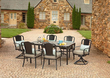 La-Z-Boy Lucie 7-Piece Patio Dining Set
