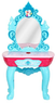 Disney Frozen Crystal Kingdom Vanity Set